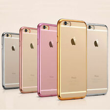 Metallic Mobile Phone Fitted Cases/Skins for iPhone 7 Plus