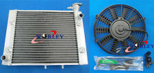 Aluminum radiator &FAN for CAN-AM/CANAM OUTLANDER 500/650/800 2006-2014 13 12 11