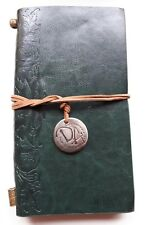 Brown diary Journal dumbledore army charm design hermione Book Hogwarts Harry