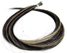 Mikrorings Haarverlängerung Echthaar hairextension Strähnen gesträhnt bicolor