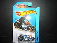 Hot Wheels Canyon Carver Blue 48/250 1/64 985F