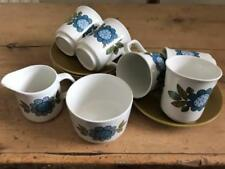 J & G Meakin Pottery Cups & Saucers 1960-1979 Date Range