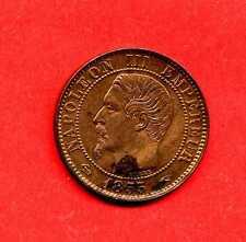 (BR.165) 5 CENTIMES NAPOLÉON III 1853 A  (SUP)