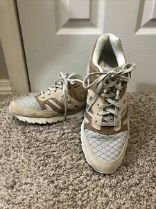 Saucony Mens Running Shoes S70308-2 Beige XT600 Size 11.5