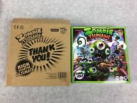 Zombie Tsunami Ultimate Set Board Game Kickstarter with Exclusives