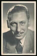 572912) Filmschauspieler AKF Willy Birgel