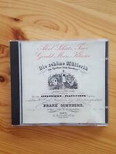 Schubert: Die schöne Müllerin. Schioetz, Moore. 1 CD