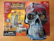 Mega Bloks Pirates of the Caribbean BUCCANEERS HIDEOUT #1079 - New/Sealed