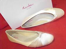 Brautschuhe Rainbow - Ballerina gr. 36 - Modell Bryony - NEU