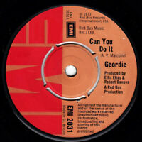 """Geordie – Can You Do It  Vinyl, 7"""", 45 RPM"""