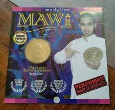 MAWI Bintang Paling Popular 2006 Medallion Coin Card BU by Royal Mint Malaysia