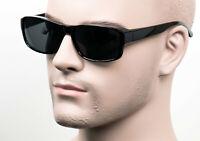Polarized Slim Small Classic Fit Over Most Glasses Black Tortoise Sunglasses 28P