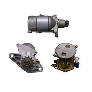 Fits TOYOTA Celica 2.0 Turbo GT (ST185) Starter Motor 1989-1993 - 17617UK