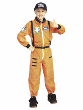 Polyester Complete Outfit Space Costumes for Boys