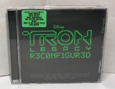 Tron: Legacy Reconfigured Cd, Various Artists, Like New