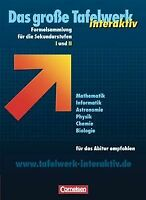 Das große Tafelwerk interaktiv - Westliche Bundesländer:... | Buch | Zustand gut