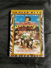 Jumanji (DVD, 2000, Collectors Edition)
