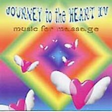 VARIOUS ARTISTS, Journey to the Heart 4: Music for Massage, Very Good Original r