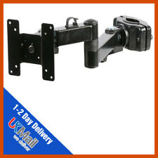 30-60mm DUAL BRACCIO Pole Mount supporto TV/Monitor-Regolabile Stand DJ Boom GIG