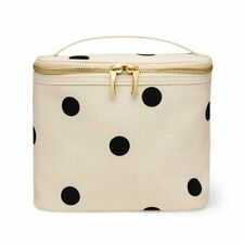 Kate Spade New York Lunch Tote Deco Dot Made of a coated linen cloth exterior US