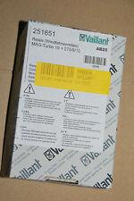 VAILLANT 251651 25-1651 RELAIS WINDFAHNENRELAIS MAG TURBO 19 275/9/10 NEU