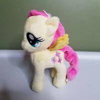 "My Little Pony 6"" Fluttershy Pegasus Stuffed Plush Toy Aurora World MLP 2014"