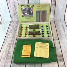 More details for subbuteo table soccer 1970's continental display edition - see description