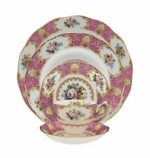 Royal Albert Lady Carlyle 5pc Place Setting Service for 1