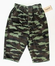 Baby Toddler 24M Camouflage Couderoy Elastic Waist Pants NWT
