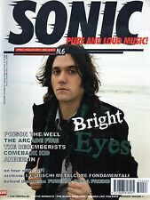 Sonic.Bright Eyes,The Decemberist,Comebeck Kid,Arcade Fire,Anberlin,Afi,iii