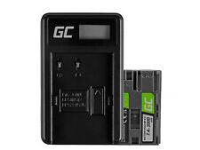 Batterie et chargeur pour Canon MVX150i MVX1i MVX2i MVX3i MVXli PV130 ZR10 ZR20