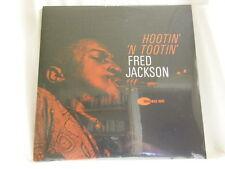 FRED JACKSON Hootin' 'N Tootin' Earl VanDyke Willie Jones SEALED vinyl LP