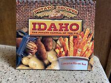 New listing Idaho Potato Recipe Book