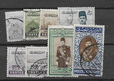 1939 USED Egypt Michel 242-9