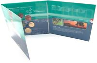 Niederlande Euro KMS 2000 Monomente 1 Cent bis 2 Euro im Folder