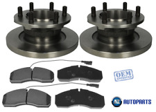 For Iveco - Daily 2 1989-1999 / Daily 3 1996-2007 Front Brake Discs & Pads Set