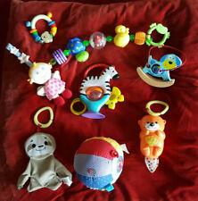 Spielzeugpacket, Baby/Kleinkinder 10 Teile