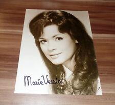 Marie Versini *Winnetou*, original signed Photo 20x25 cm (8x10)