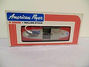 American Flyer 6-48473 1990 TCA Dixie Division Boxcar in Original Box