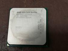 New listing Amd A8-Series A8-7600 3.1 - 3.8Ghz Ad7600Ybi44Ja Socket Fm2+ Cpu Processor