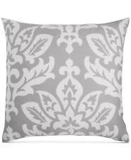 Charter Club Damask Designs Smoke Cotton Euro Pillow Sham Smoke Grey $70