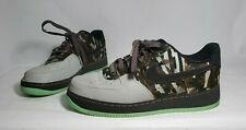 Nike Air Force 1 CMFT PRM Year Of The Horse Wolf Gray Shoes 647592-001 Size 12