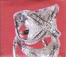 Diamond Right-Hand Ring Brand New 1.55ctw