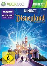 Disneyland Adventures - Kinect  - Deutsche Version - Xbox 360 - NEU