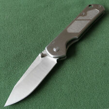 Sanrenmu 710 SRM Bushcraft Survival Camping EDC Folding Knife 7010LUC-SA