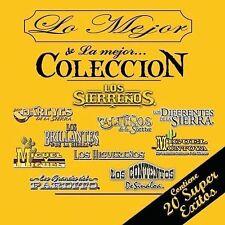 Los Sierrenos,Los Dareyes de la Sierra,Miguel y Miguel,Los  diferentes de La Sie