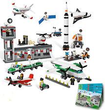 LEGO 9335 4 + spazio e aeroporto 1176 pz. FORMAZIONE Kiga hort