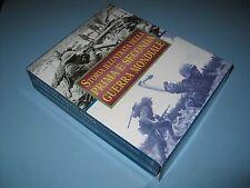 STORIA ILLUSTRATA DELLA PRIMA E SECONDA GUERRA MONDIALE 2 volumi  Giunti