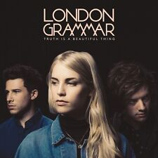 LONDON GRAMMAR - TRUTH IS A BEAUTIFUL THING (DELUXE EDITION)   CD NEU