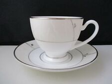"""WATERFORD LISETTE CUP & SAUCER - 2 7/8"""" 0908B"""